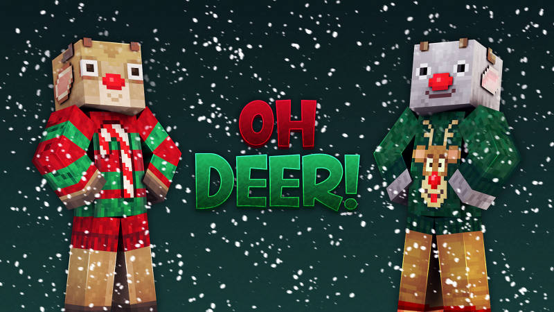 Oh Deer on the Minecraft Marketplace by 57Digital