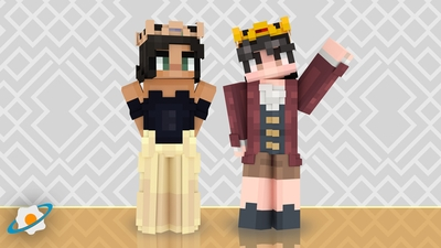 Royal Teens on the Minecraft Marketplace by NovaEGG