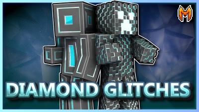Diamond Glitches on the Minecraft Marketplace by Metallurgy Blockworks