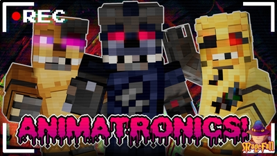Animatronics on the Minecraft Marketplace by Magefall