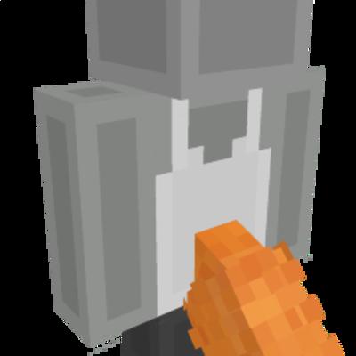 Fox Tail on the Minecraft Marketplace by Mineplex