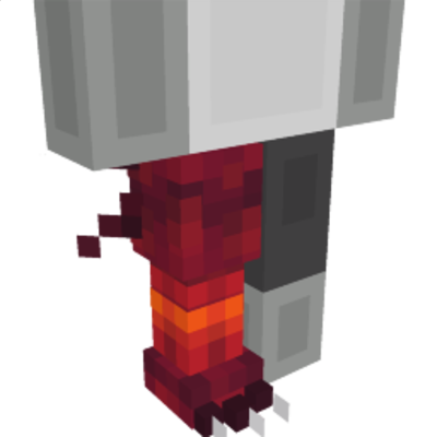 Demon Leg on the Minecraft Marketplace by Glorious Studio