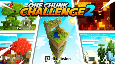One Chunk Challenge 2 on the Minecraft Marketplace by Pixelusion