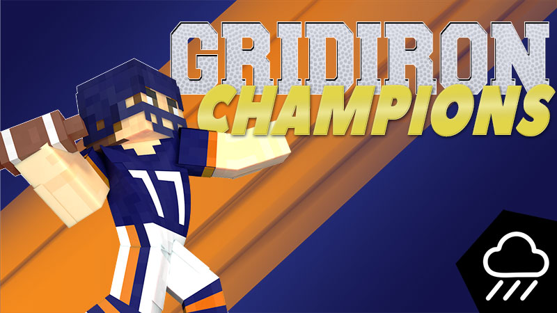 Gridiron Champions on the Minecraft Marketplace by Rainstorm Studios