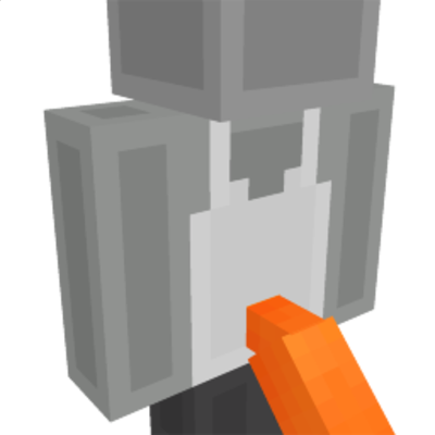 Fox Tail on the Minecraft Marketplace by House of How