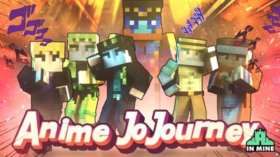 Anime JoJourney on the Minecraft Marketplace by In Mine