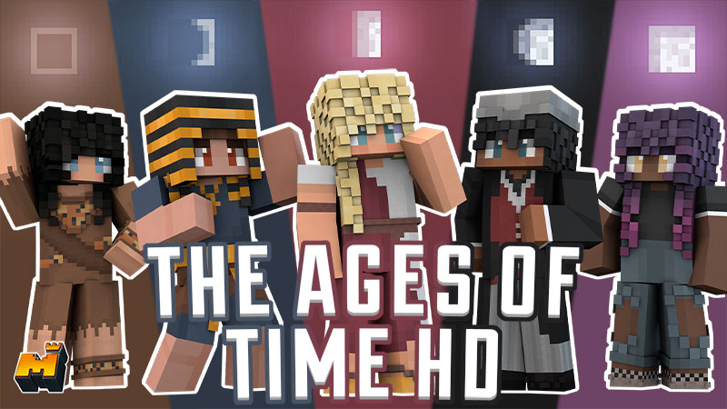 Ages of Time HD on the Minecraft Marketplace by Mineplex