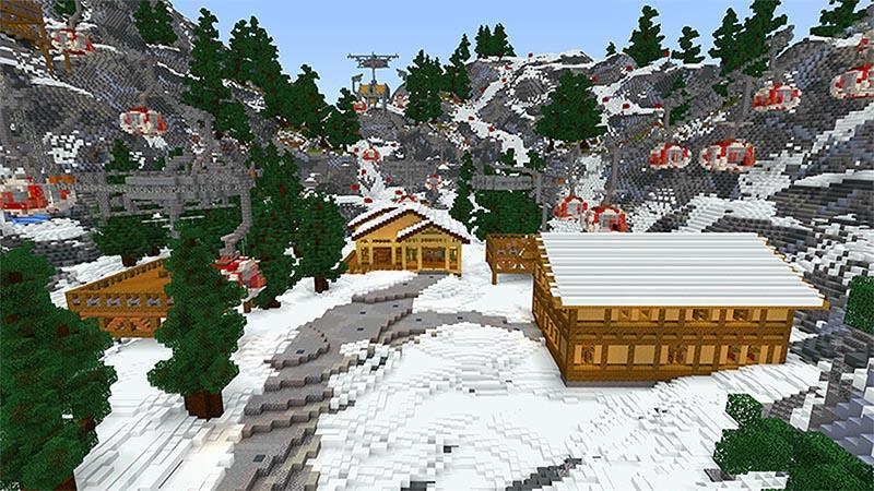 Ski Resort by Shaliquinn's Schematics
