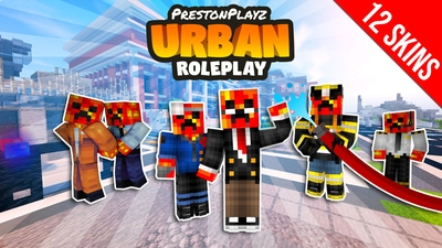 PrestonPlayz Urban Roleplay on the Minecraft Marketplace by Meatball Inc