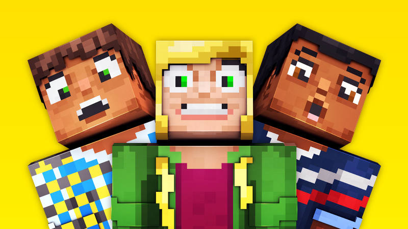 Funny Faces on the Minecraft Marketplace by 57Digital