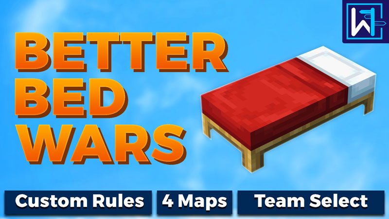 Better Bed Wars on the Minecraft Marketplace by Waypoint Studios