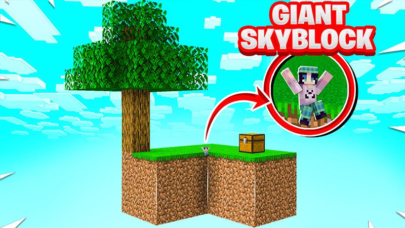 Skyblock GIANT BLOCKS