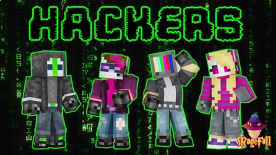 Hackers on the Minecraft Marketplace by Magefall
