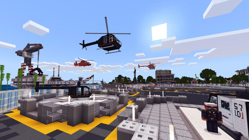 Better Helicopters - Screenshot