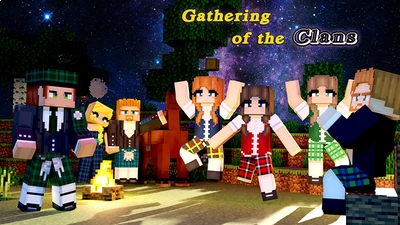 Gathering of the Clans on the Minecraft Marketplace by JFCrafters