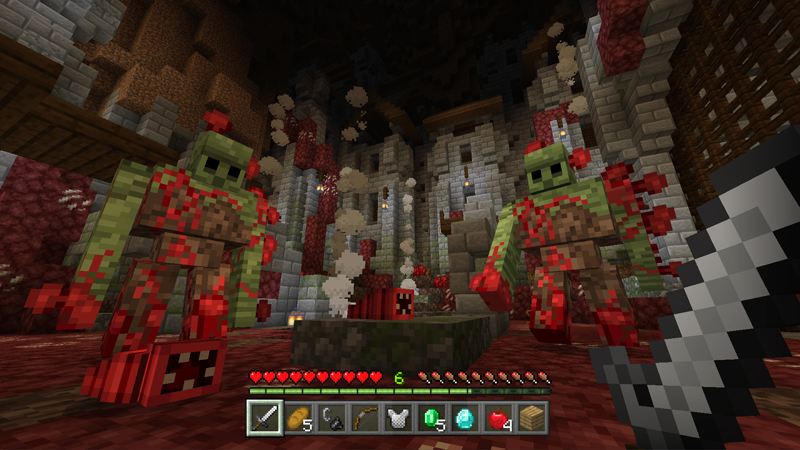 Caverns of Chaos by 4J Studios