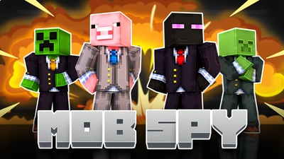 Mob Spy on the Minecraft Marketplace by Norvale