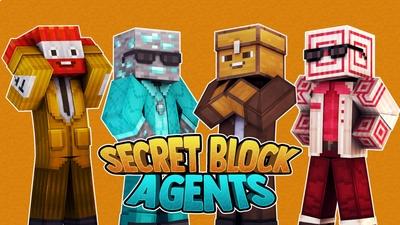 Secret Block Agents on the Minecraft Marketplace by 57Digital