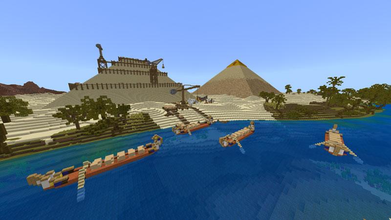 Egyptian Empire by Impulse