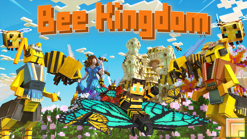 Bee Kingdom on the Minecraft Marketplace by inPixel