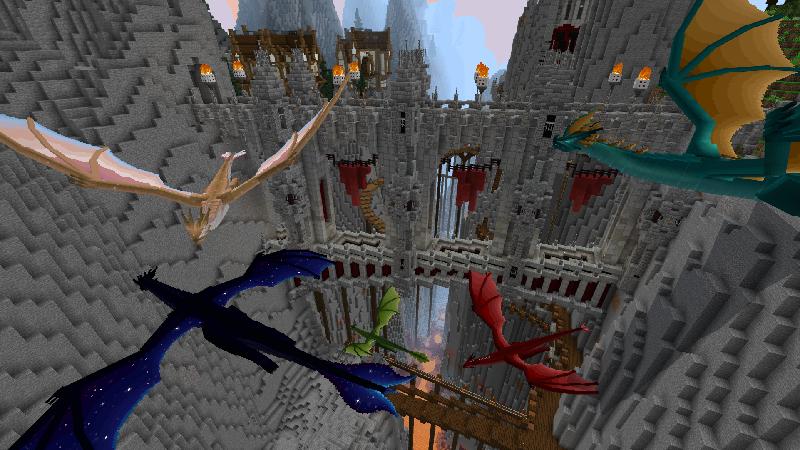 Dragons! by Cynosia