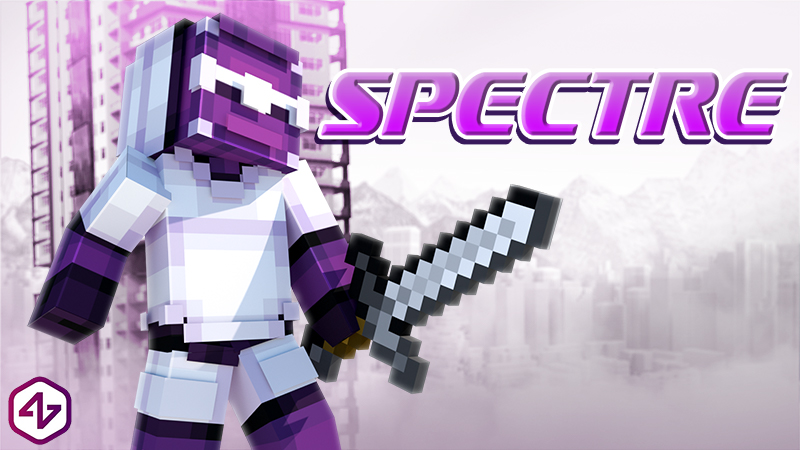 Spectre on the Minecraft Marketplace by 4KS Studios
