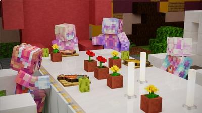 Wonderland on the Minecraft Marketplace by CubeCraft Games