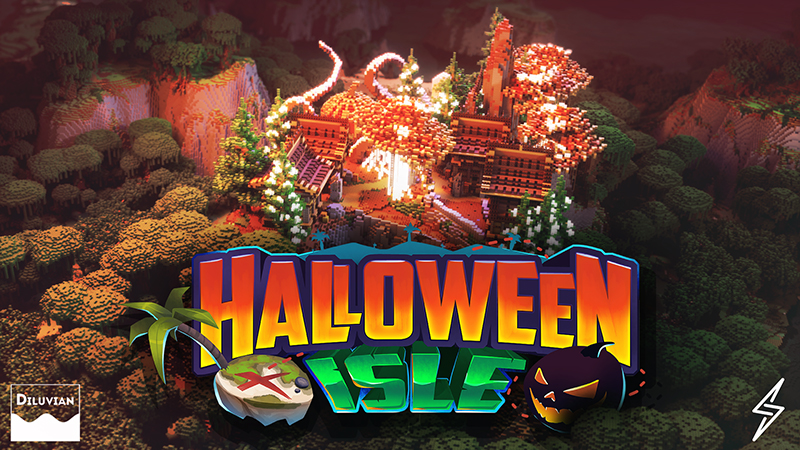 Halloween Isle on the Minecraft Marketplace by Diluvian