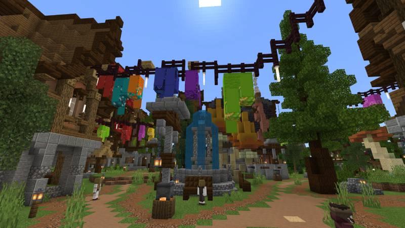 Golem Town by Cynosia