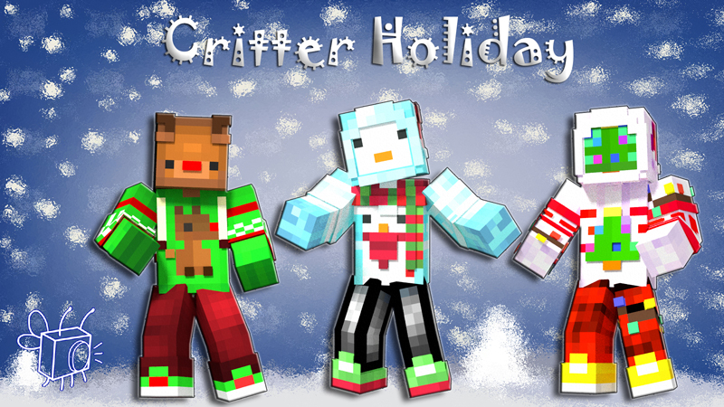 Critter Holiday on the Minecraft Marketplace by Blu Shutter Bug
