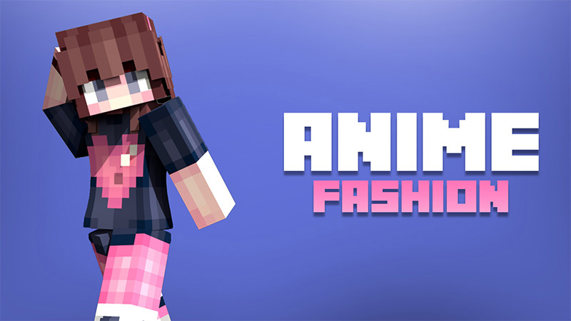 Anime Fashion on the Minecraft Marketplace by Aurrora