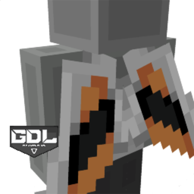 GDL Flight Suit Wings on the Minecraft Marketplace by Noxcrew