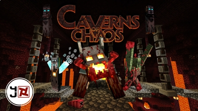 Caverns of Chaos on the Minecraft Marketplace by 4J Studios