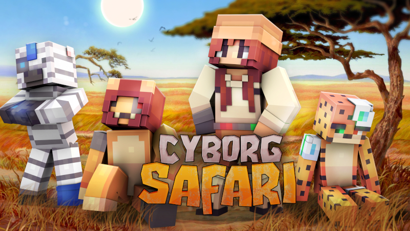 Cyborg Safari on the Minecraft Marketplace by Cynosia