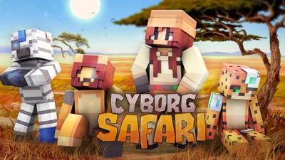 Cyborg Safari on the Minecraft Marketplace by Cynosia