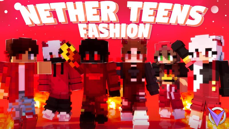 Nether Teens Fashion