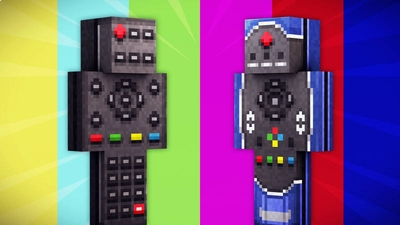 Remotes on the Minecraft Marketplace by 57Digital