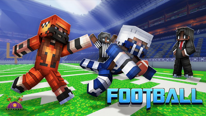Football on the Minecraft Marketplace by Cleverlike