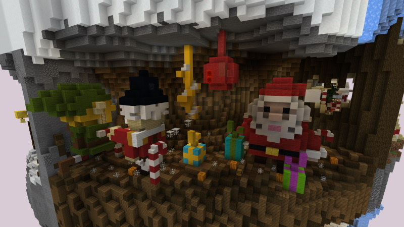 Evil Elf Parkour on the Minecraft Marketplace by Tomhmagic Creations