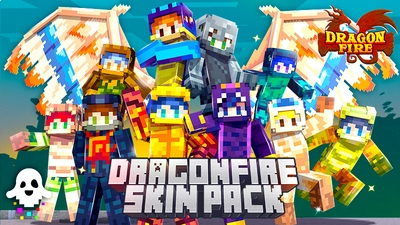 DragonFire Skin Pack on the Minecraft Marketplace by Spectral Studios
