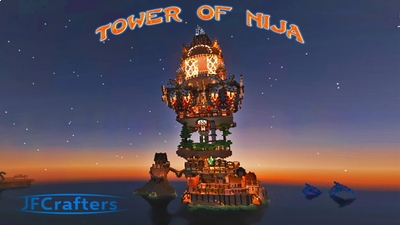 Tower Of Nija on the Minecraft Marketplace by JFCrafters