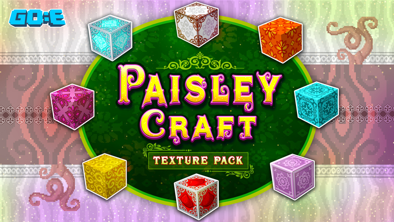 Paisley Craft - Texture Pack