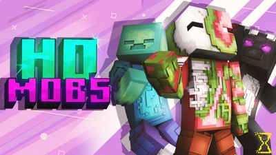 HD Mobs on the Minecraft Marketplace by Hourglass Studios