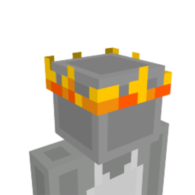 Fire Crown on the Minecraft Marketplace by Netherfly