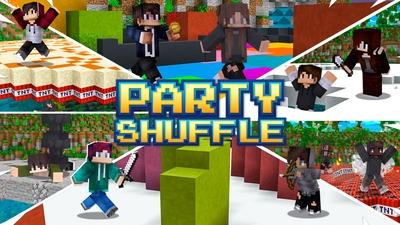 Party Shuffle on the Minecraft Marketplace by Waypoint Studios