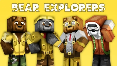 Bear Explorers on the Minecraft Marketplace by 57Digital