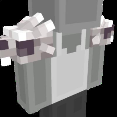 Dragon Skull Shoulder on the Minecraft Marketplace by Team Vaeron