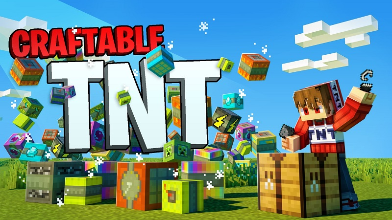 Craftable TNT