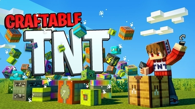 Craftable TNT on the Minecraft Marketplace by BBB Studios