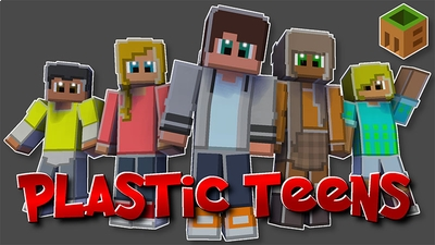 Plastic People  on the Minecraft Marketplace by MobBlocks